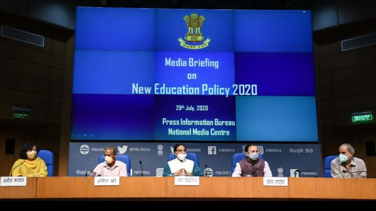 Big Decision Taken By Modi Govt, New Education Policy 2020, Check Full Details Here!