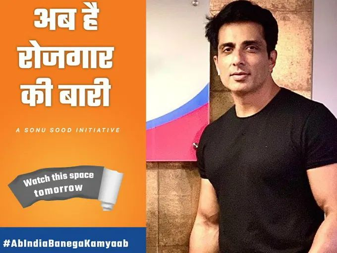Sonu Sood Now Offering Jobs, Launches a Job Portal for Bihar Migrants on His Birthday