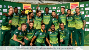 South Africa Cricket Team Risk Ban From Cricket After South Africa Government Suspends CSA, Takes Control Of Cricket In Country