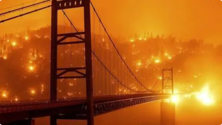 Death Toll Rise To 17 As Wildfires Burn Millions Of Acres In California