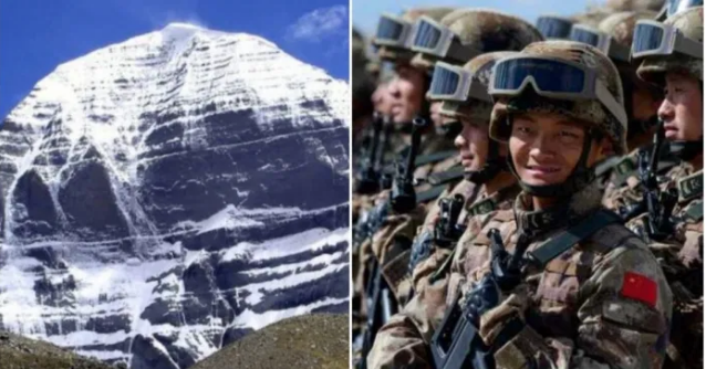 China Constructs Missile Site At Kailash-Mansarovar
