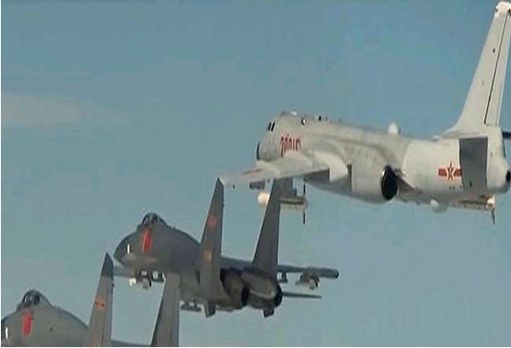 China-US Tensions: China's Air Force Propaganda Video Appears To Show Simulated Missile Attack On US Military Base In Guam