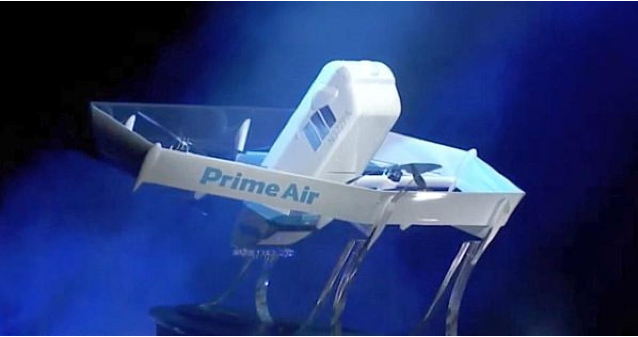Amazon's 30 Minutes Drone Delivery Service Get US Govt Approval
