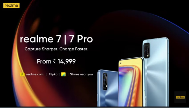 Realme 7 and Realme 7 Pro Launched In India, Know Full Detail Here!