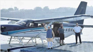 India's First Sea Plane Service To Start In Gujarat From October 31st