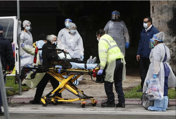 Britain Extends Another Lockdown, 85,000 People Estimated To Have Been Killed By Corona In Winter