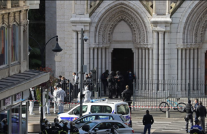 Terror Attack In French Church: Brutal Killing Of 3 People, Woman Strangled