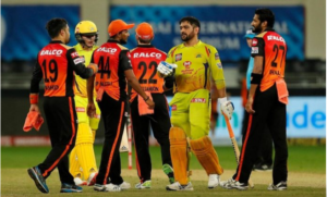 IPL 2020: Chennai's Third Consecutive Defeat In IPL 2020, Now Defeated By Hyderabad By 7 Runs