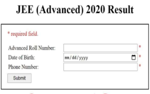 Jee Advanced Result Declared, Counselling Registration from 2 PM