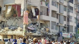 Blast Kills 5 In Karachi's Two-Storey Building, Second Explosion In 24 hours In Same Area