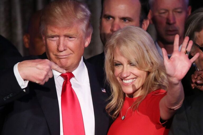 Coronavirus Update: Kellyanne Conway Tests Positive for COVID-19