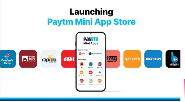 Paytm Launched Its Mini App Store To Hit Google