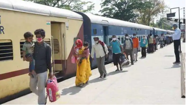 Railways To Remove Sleeper Coaches From Express And Mail Trains