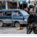14 People Including A Policeman Killed In Bomb Blast In Afghanistan's Bamiyan