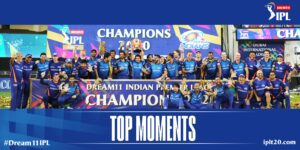 Mumbai Indians Wins The Dream 11 IPL Title For The 5th Time, Beat DC By 5 Wickets
