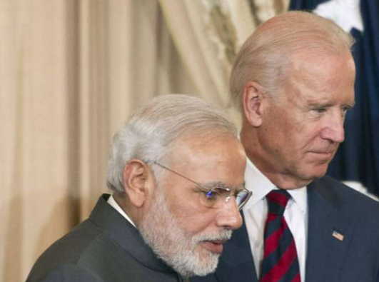 Joe Biden Said, I Am Keen To Work Closely With PM Modi To Meet The Challenges