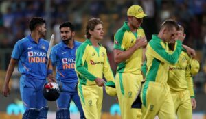Used 7 Bowlers, Yet Australia Scored The Highest Score Against India