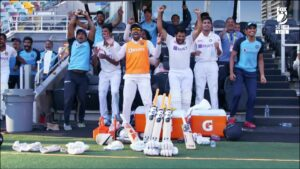 Indian Team Beat Australia By 3 Wickets, Wins Border-Gavaskar Trophy 2-1