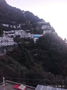 My Trip To Katra To Seek Mata Vaishno Devi's Blessings During Covid Time!
