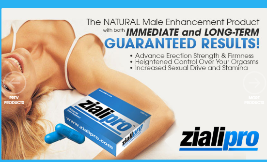 Zialipro Male Enhancement Reviews :- Natural Male Health Products!