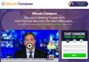 Bitcoin Compass Reviews : Test, Experiences And User Opinions!