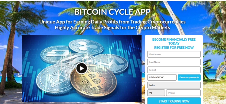 Bitcoin Cycle Reviews, Scam, Experiences and Test!