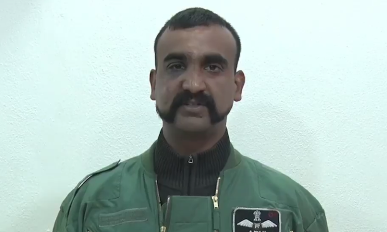New Video Of Wing Commander Abhinandan After 2 Years Of Balakot
