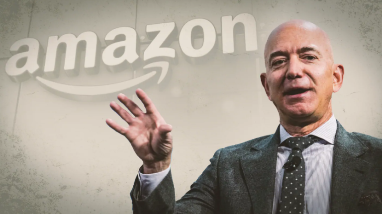 Jeff Bezos to Resign His Post As Amazon CEO, Andy Jessy To Replace Him