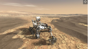 NASA's Perseverance Rover, Landed On Mars Surface, Explores Evidence Of Ancient Life On Red Planet