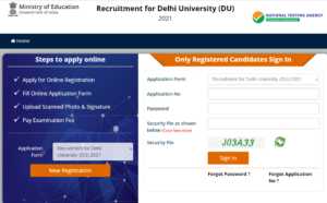 Notification Issued For Recruitment To 1145 Non-Teaching Posts In Delhi University, Apply Online