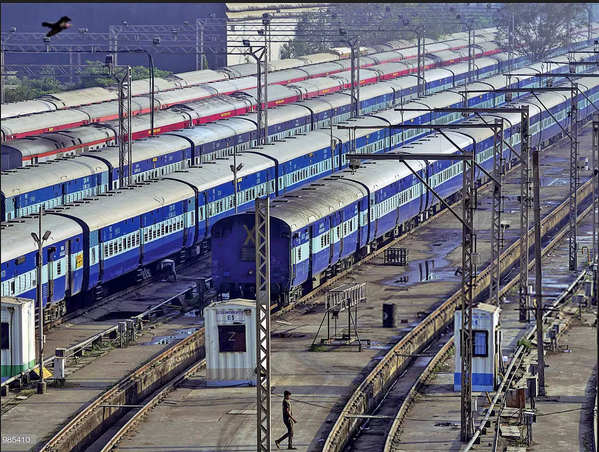 Railways Budget: Rs 1,10,055 Crore Allocated For Railways In General Budget