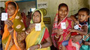 Bengal Voting 2021 :- Violence In Several Places, 54.90% Polling Till 2 pm