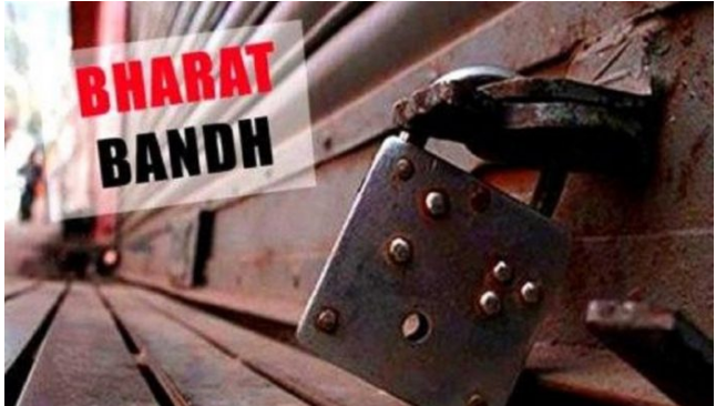 Bharat Bandh: India Closes Across The Country Tomorrow, Know How Much Impact Will Happen On Road And Rail