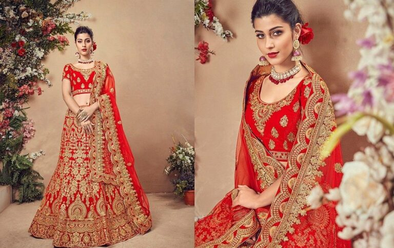 Top 6 Types of Bridal Lehengas from 2020