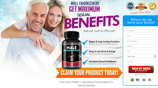 Quick Flow Male Enhancement Reviews :- Our Test, Experience, Reviews, Buy