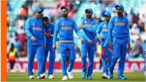 BCCI Announced Team India Squad For Paytm ODI Series Against England