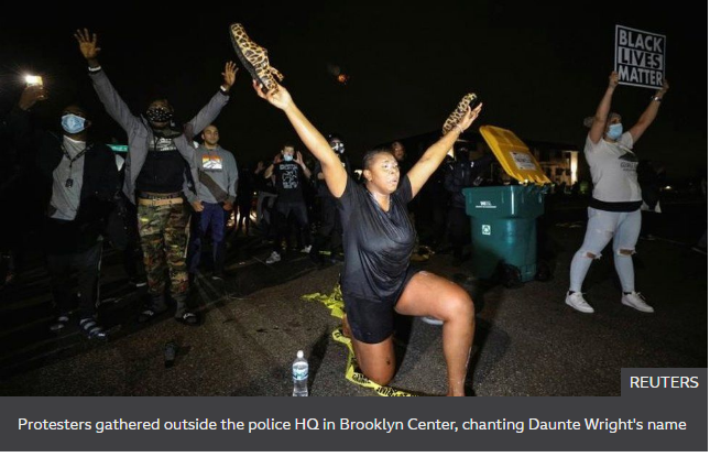 After George Floyd, Black Man Killed Again In US, Police Impose Curfew Amid Massive Protests