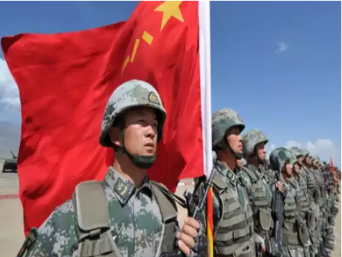 Seeing India Surrounded In Corona, China Secretly Changed Military Commander In Tibet