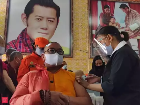 How Did Bhutan Vaccinate 93% Of The People With Free Vaccine From India?
