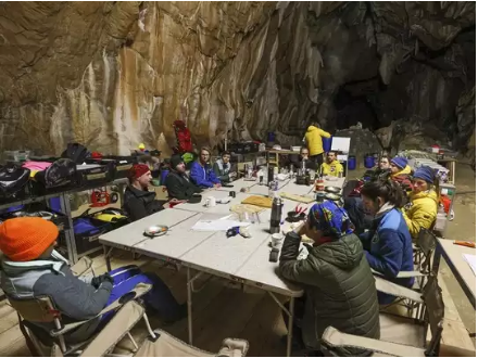 Why Were People In France 'Imprisoned' In A Cave For 40 Days Without A Mobile-Watch?