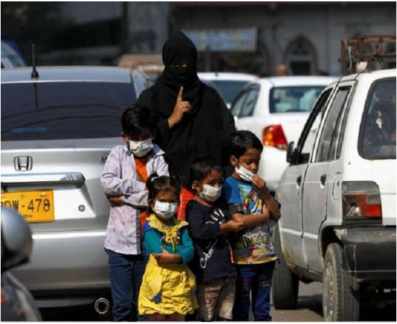 8 Children Are Victims Of Crimes Every Day In Pakistan