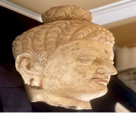 Priceless Artifacts Rescued From Smugglers Return To Afghanistan