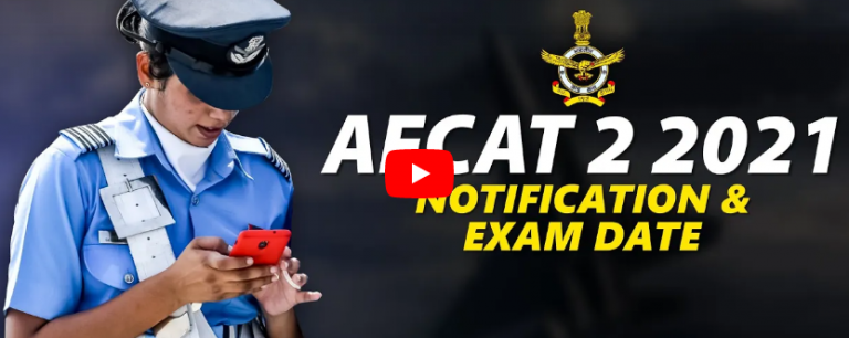 AFCAT 2021 Notification: Applications For Air Force Common Admission Test To Begin From June 1, Exam To Be Held For 334 Posts