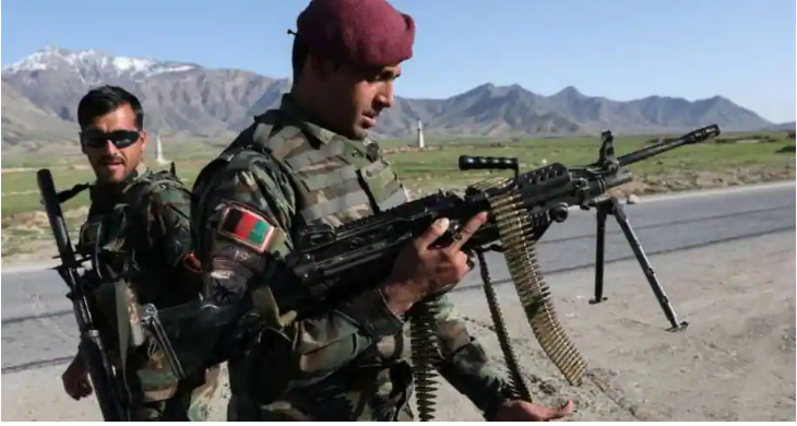 Afghanistan :- 23 Taliban Terrorists Killed In Airstrikes, One Pak Military Officer Was Also Killed