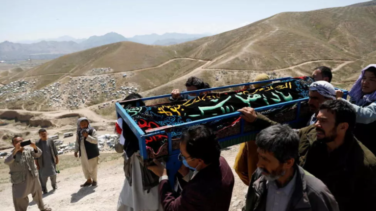 Taliban Declares Three-Day Ceasefire For Eid Holiday This Week