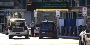 Vancouver shooting: Man killed in gang-related violence at airport