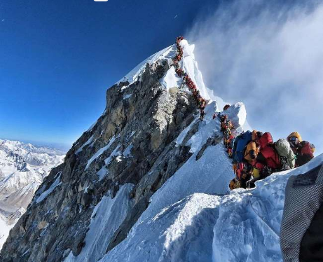 Kami Rita Sherpa Breaks The Everest Record For 25th Time, Breaks Her Own Record