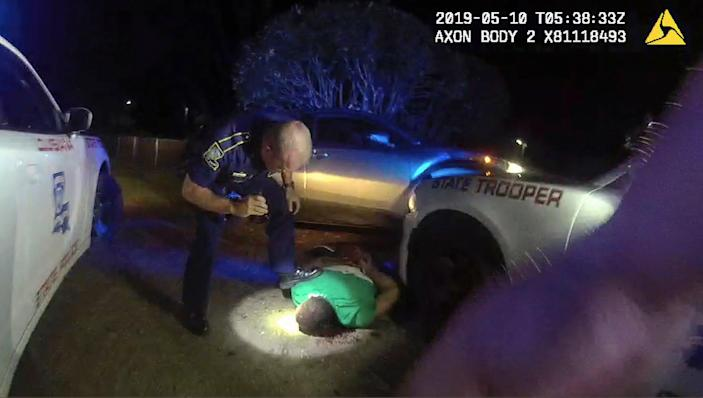 Louisiana releases footage of Ronald Greene's arrest that ex-officers say further erodes trust in police