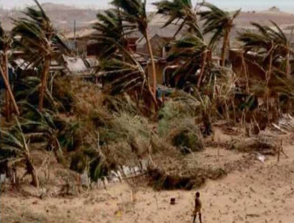 The First Cyclonic Storm Of The Year Could Occur In The Arabian Sea