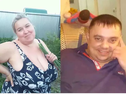 101 Kg Of Wife Sat In A Fit Of Rage On Her Husband's Mouth